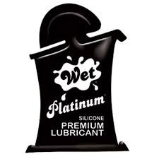 <b>Лубрикант Wet Platinum</b> подушечка10mL 20749wet — Забава