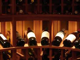 wine rack lighting. Wine Rack Display Row Lighting
