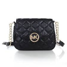 Cheap Michael Kors Fulton Quilted Leather Small Black Crossbody ... & Cheap Michael Kors Fulton Quilted Leather Small Black Crossbody Bags  Clearance Adamdwight.com