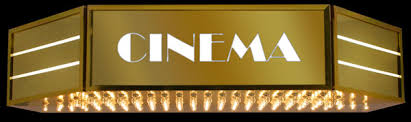 home theater marquee. hollywood cinema sign home theater marquee w