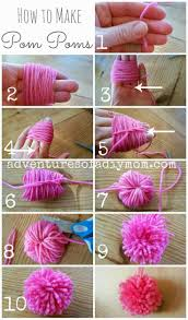 Easy Things To Make 25 Best Easy Yarn Crafts Ideas On Pinterest Yarn Crafts Things