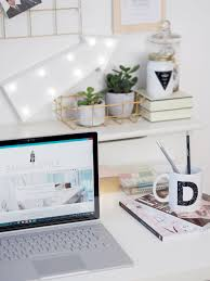 travel design home office. Home Office Microsoft Surface Book And Arrow Desk Light Travel Design