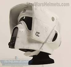 star wars helmets review of original biker scout trooper helmet