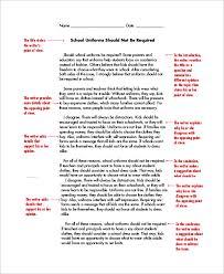 Persuasive Essay For High School