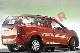 new car launches may 2015Mahindra XUV 500 facelift leaked ahead of May launch