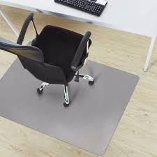 Office floor mats Building Entrance Decorative Desk Chair Mats Gray Office Chair Mat To Fit Your Work Place 30 Chair Mats Decorative Desk Chair Mats Durable Polypropylene Grey 30