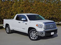 2015 Toyota Tundra Double Cab 5.7 Limited Tech 4x4 Road Test ...