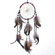Native American Beaded Dream Catchers Adorable Native American Beaded Dreamcatcher Dreamcatcher Windchimes