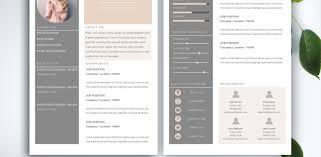 Modern Resumes Templates Sample Resume Job