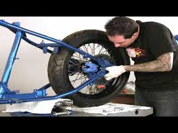 how to build a bobber chopper part 5 youtube