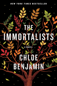 The Immortalists by Chloe Benjamin - Eisenhower Public Library