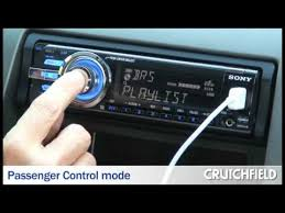 sony cdx gtui car cd receiver crutchfield video sony cdx gt640ui car cd receiver crutchfield video