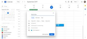 how to create a recurring event that