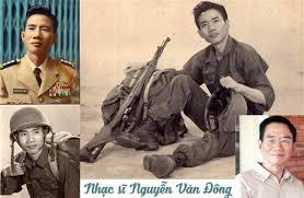 Image result for hinh nguyễn Văn Đông hinh linh ngồi với Ba lô
