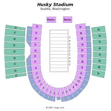 Washington Huskies Tickets For Sale Schedules And Seating