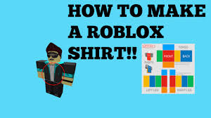 How To Make A Roblox Template How To Make A Roblox Shirt 2017 Builders Club Needed