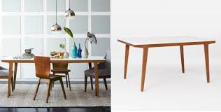 Modern dinner table Living Room View In Gallery Modern Dining Table Trendir 35 Modern Dining Tables That Will Make Every Dinner Special