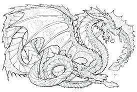 Dragon Art Coloring Pages Cloudberryladycom