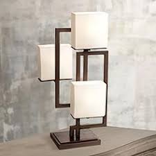 contemporary table lighting. Lighting On The Square Roman Bronze Metal Accent Table Lamp Contemporary Table Lighting Lamps Plus Canada