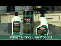 how to properly clean granite marble countertops weiman cleaning tips