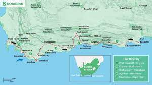 the garden route in south africa the