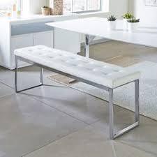 hadley bench off white