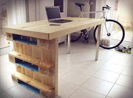 pallet furniture desk. recycled pallet desk furniture t