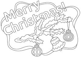 Disegni Di Natale In Inglese