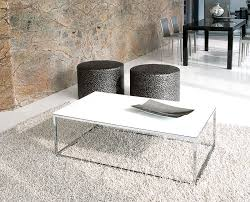 contemporary unico glass linear rectangle coffee table thumbnail