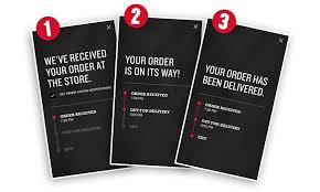 just check the get order status notifications box after you ve placed your order on the app or view your order history at jimmyjohns to keep track