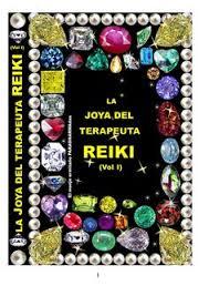 Resultado de imagen para Tapa libro La Joya del terapeuta Reiki