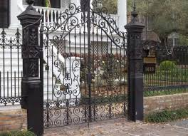 wrought iron fence gate. Fence Iron Gate Glamorous Wrought Opener With Regard To Dimensions 1375 X D