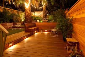 deck lighting ideas. series lights deck lighting ideas p