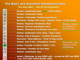 sims charting how do i chart the basic and essential anesthesia data ppt download