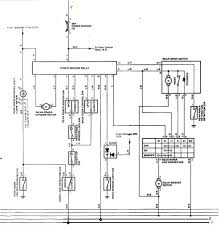 wiring diagram needed toyota runner forum largest runner forum here s plain schematic 1986 1988 i suggest you remove any hack job don t you just hate those