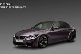 Bmw Individual Colour Chart Bmw Individual Visualizer Allows You To Choose The Perfect Color