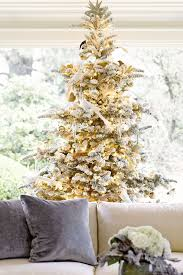 Clear Light Stick Tree 50 Decorated Christmas Tree Ideas Pictures Of Christmas