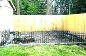 small garden fence ideas for fencing flower bed line f panels fences dogs picket