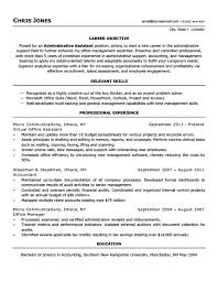 Resume Template For Experienced Professional Resume For It