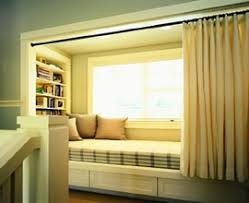 Archive About Decorating and Architecture Design Alcove Window Seat