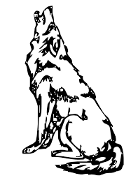 Small Picture 25 best wolf coloring pages images on Pinterest Drawings Adult
