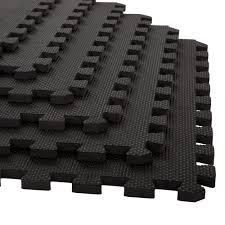 interlocking foam floor mats. Contemporary Foam Stalwart Interlocking EVA Foam Mat Floor Tiles 24 Sq Ft 6 Pieces Black   Walmartcom For Mats