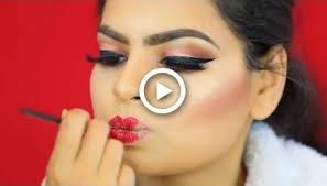indian bridal makeup step by step makeup for beginners hindi shruti arjun