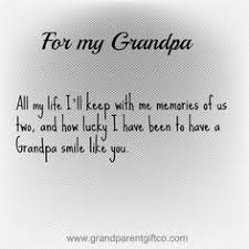 Grandpa Quotes Awesome Grandpa Poems From Granddaughter Make Selection On Order Now Page