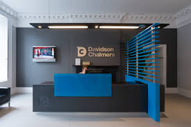 interior decoration of office. Office Interior Decoration. Davidson Chalmers, Edinburgh Decoration Of