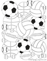 National aeronautics and space administration page last updated: Free Printables Colouring Pages For Adults And Kids Sport Balls Baseball Basketbal Football Coloring Pages Sports Coloring Pages Coloring Pages For Boys