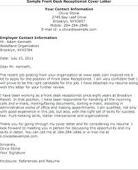 Medical Receptionist Cover Letter Reception Cover Letter Medical Reception Cover Letter Effective