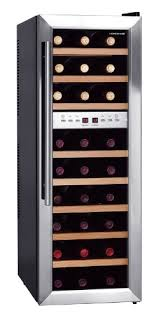HOMEIMAGE DUAL-ZONE Thermal <b>Electric Wine</b> Cooler with ...