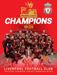 Champions: Liverpool FC: Premier League Winners 19/20: Amazon.de: Liverpool  FC: Fremdsprachige Bücher