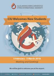 how many flyers should i put in a university ciu welcomes new students cyprus international university